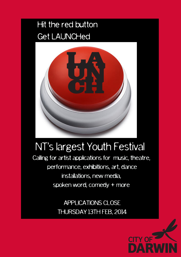 NTs Biggest Youth Festival wants YOU.