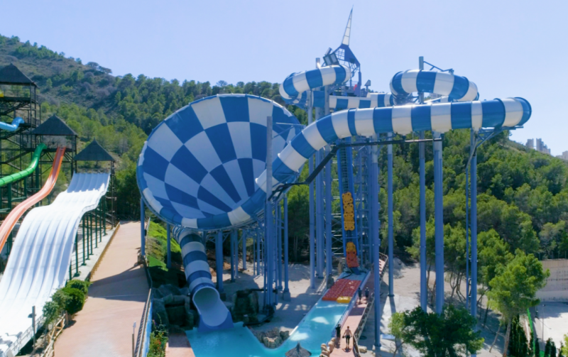 Water Slides For Families